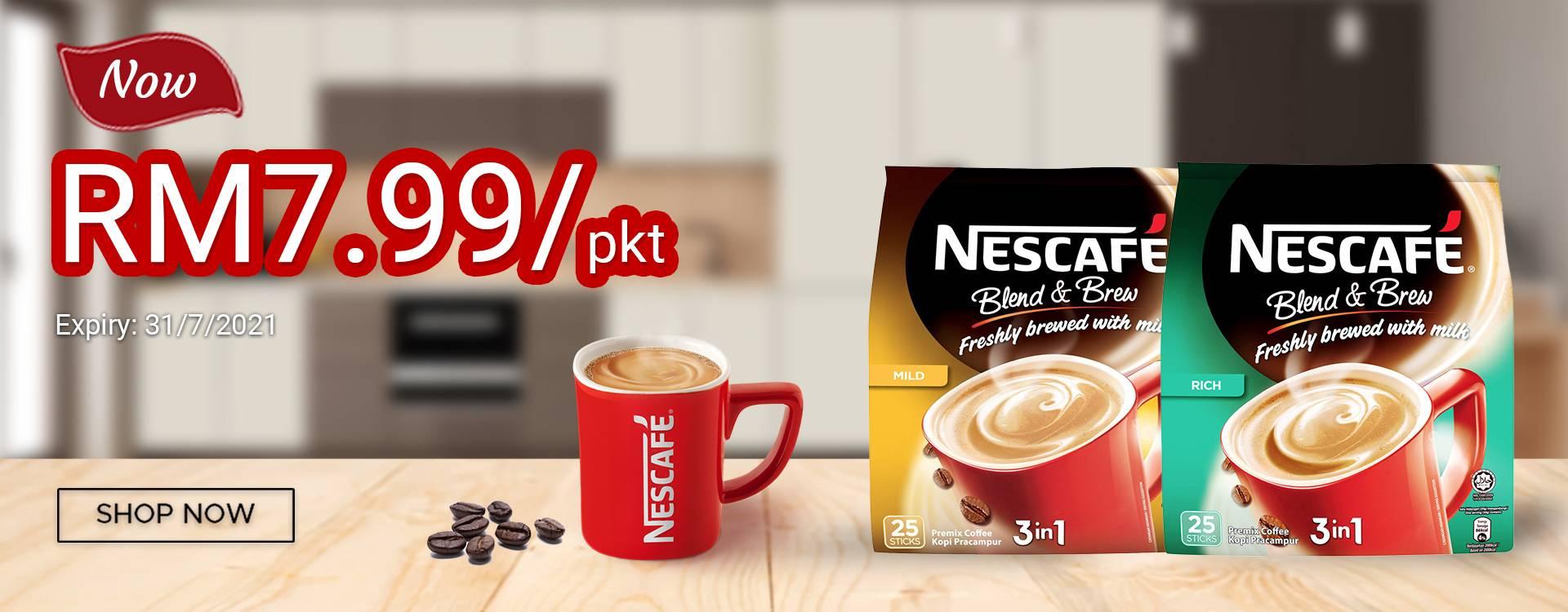 Raya bersama Nestle