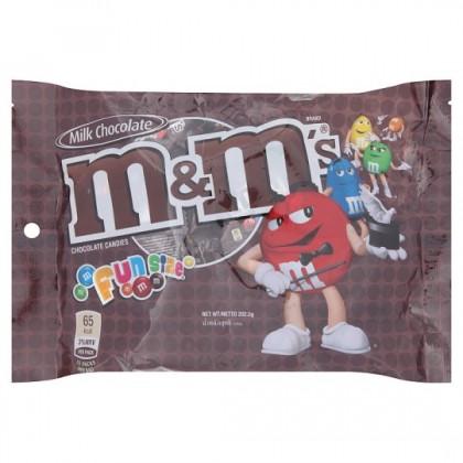 M&M Choc Candies FunSize (Milk Choc) 202.5G