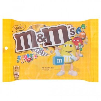 M&M Choc Candies FunSize (Peanut) 202.5G