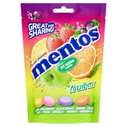 MENTOS Pillow Pack (Fruit) 36'S