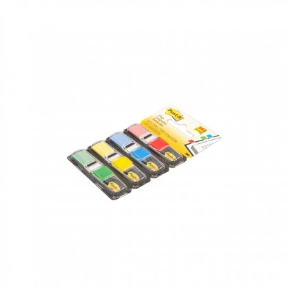 3M POST-IT Flags 4 Colours 35'S/Colours