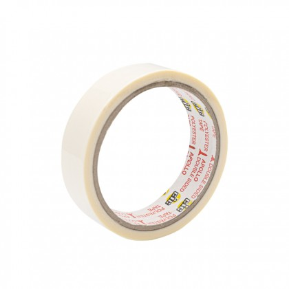 CIC Double Sided Polyester Tape 24MM x 10Y