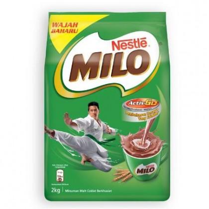 MILO Activ-Go Softpack 2KG